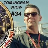 Tom Ingram Show #34 - Rock'n'Roll, Rockabilly, Doo Wop, RnB, Blues