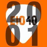 EIO40 INDIE YEARS MIXTAPE - 2001