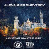 Alexander Shevtsov - Uplifting Trance Energy (14.11.2017) [Podcast]