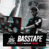 BASSTAPE #13 Mixed by Shadow