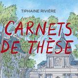 La Midinale de Sébastien Brossard et Alex Mathiot - Itw de Tiphaine Rivière pour 'Carnets de thèse'