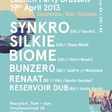 OUTLOOK FESTIVAL 2013 Launch Party in Brussels - Promo Mix by BunZer0
