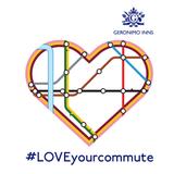#LOVEyourcommute
