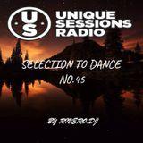 Selection to Dance NO.45