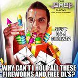 The Joman Show on KUHS - Stupid Q&A (+ Aperture - Full Album)