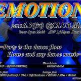 EMOTION@CLUB-MAGO LIVE MIX A SIDE 05.06.2015