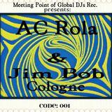 CODE: 001 AC Rola & Jim Bob Cologne