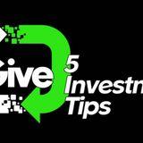 iGive - 5 Investment Tips - Audio
