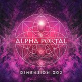 Alpha Portal - Dimension 002 Mix
