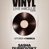 Sasha Dubrovsky @ Klub Fm, Radio RMF Maxxx