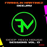 Deep Tech House Sessions Vol. 13