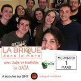 LBDLM #12 - 1 mars 2017 - Gaïa