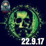 Hard Rock Hell Radio - Atom Heart Mutha -  22nd September 2017