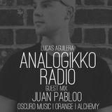 ANALOGIKKO RADIO BY LUCAS AGUILERA - JUAN PABLOO - GUEST MIX - TM RADIO - Episode 050