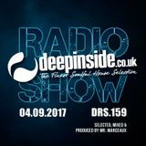 DEEPINSIDE RADIO SHOW 159 (HanLei Artists of the week)