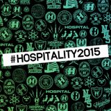 VA - Hospitality 2015 / Continuous Mix CD2
