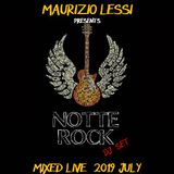 "DJ MAURIZIO LESSI - NOTTE ROCK ""MIXED LIVE"" ON JULY 26TH 2019 - TITANIC BEACH CLUB"