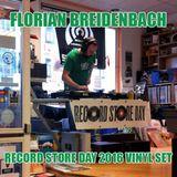 Florian Breidenbach - Record Store Day 2016 Vinyl Set