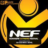 Nowhere eXtreme FESTIVAL 2015 [ DJ Alexx God ]