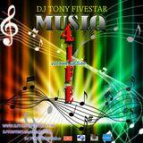 Musiq4Life 2nd edition by Dj Tony Fivestar