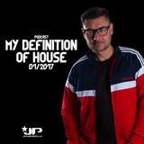 Jacobo Padilla Pres. My Definition Of House Radioshow 15 Tenerife Music Radio 2017