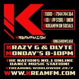 Krazy G & Dlyte (DnG Show) - KreamFM.Com 18 NOV 2019