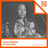 Josey Rebelle - FABRICLIVE X Monki & Friends Mix