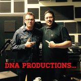 Dave Pullen with Paul Hilton. (The DNA Show) 4th Dec 2018 (Show 56)