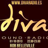 Cuentos Electronicos Mix @ Diva Radio Granada 95.1 FM