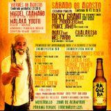 Programa 119, La Concha Reggae Radio especial La Concha Reggae Vibes VII (25/07/2014)