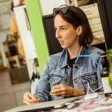 Paulína Ebringerová - Prezentácia umenia, dizajnu a architektúry prostredníctvom nových technológii
