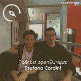 Podcast openEUropa #11: Stefano Cardini