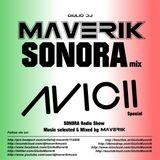Sonora AVICII special - Radio Show by MAVERIK