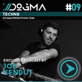 Joe Kendut – Techno Live Set // Dogma Techno Podcast [March 2014]