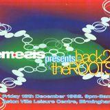 Ratty with Bassman & Spyda Nemesis Back 2 the roots 18/12/92