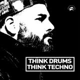 #280 DIEZEL >> THINK DRUMS - THINK TECHNO>> TECHNO GLOBΛL  by RΛVING.FM