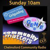 Community Matters GENE Radio - Girlguiding - 06/09/15 - Chelmsford Community Radio