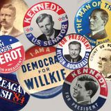 Galaxy Moonbeam Night Site - Show 191: Looking back at Election Years of the Past