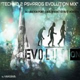 """TECHNO 2 PSYPROG EVOLUTION MIX"" SATURATION POINT @AGLOMERAT 071017"