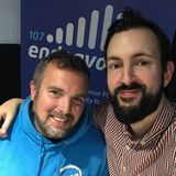 Phil May from Yellowbelly SUP Paddleboarding School joins Dylan on Breakfast
