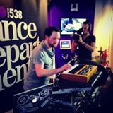 Qbical -Live- (Manual Music) @ Dance Department, Radio 538 NL (03.11.2012)