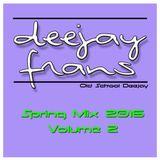 Dj Frans - Spring Mix 2016 Volume 2