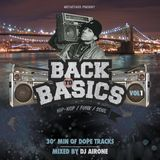 DJ AirOne/ Back to basics vol1 (rap,funk, soul mix)