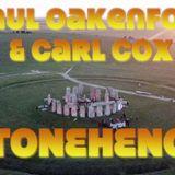 Paul Oakenfold b2b Carl Cox - Live @ Stonehenge - 13-09-2018