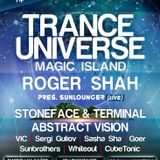 Abstract Vision - Live from Trance Universe Magic Island (22.04.2017, Moscow)
