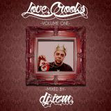 LOVE CROOKS V.1 MIXED BY DJ IZM