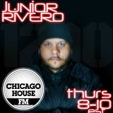 DJ JUNIOR RIVERO @ CHICAGO HOUSE FM 11.29.12