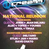 dj Jean @ La Rocca - CREAMM reunion 16-03-2013 p3
