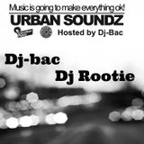 Dj-bac vs Dj  Rootie on Urban Soundz (31-5-2017)