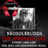 Weekend Mix vol. 120: Floradio Mix 11/12/17 pt.1